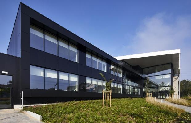 limtec+ diepenbeek gebouw door de voordenkers bouwbedrijf mathieu gijbels limburg technologie